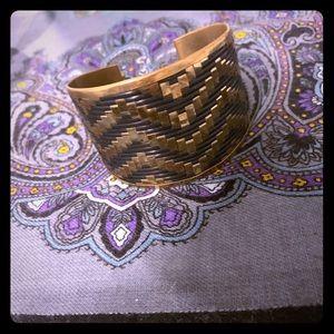 Cuff bracelet